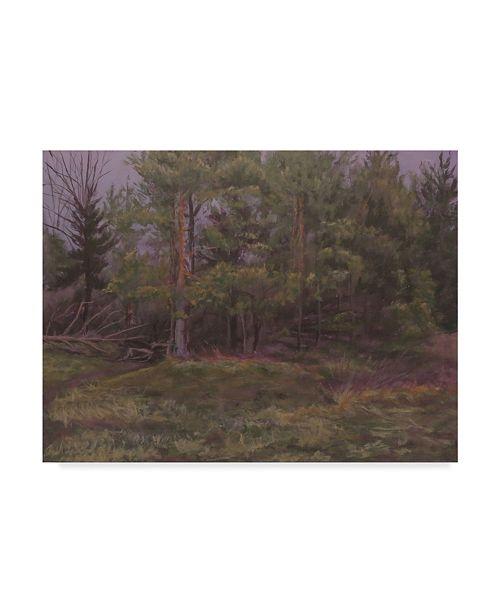"Trademark Global Rusty Frentner 'Kensington' Canvas Art - 24"" x 32"""