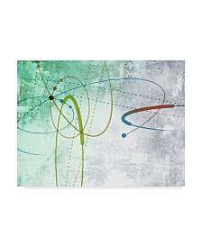 "Greg Simanson 'Elliptical' Canvas Art - 47"" x 35"""