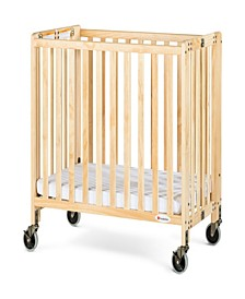 HideAway Folding, Fixed Side, Compact Crib