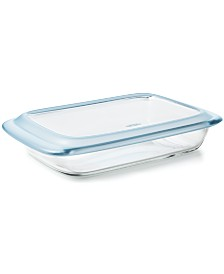 OXO Glass 3-Qt. Baking Dish With Lid