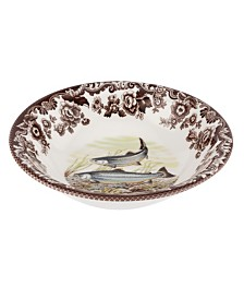 Spode Woodland King Salmon Ascot Cereal Bowl