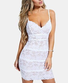 GUESS Valora Lace Bodycon Dress