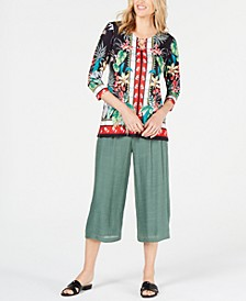 Printed Ring Tunic, Created for Macy's