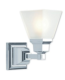 Mission 1-Light Wall Sconce
