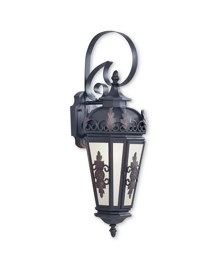 "Livex - Berkshire 1-Light 26"" Outdoor Wall Lantern"