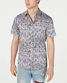 Men's Luxe Basket Weave Shirt