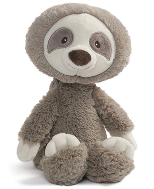 Gund® Baby Boys or Girls Baby Toothpick Sloth Plush Toy