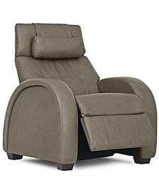 """Pachna 33"""" Leather Power Recliner"""