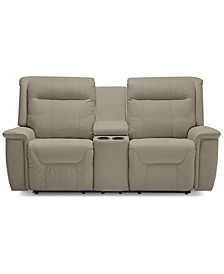 Fine Reclining Loveseat With Console Slipcover Macys Gamerscity Chair Design For Home Gamerscityorg