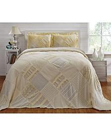 Ruffle Twin Bedspread