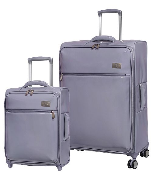 it Girl Duet Hardside Expandable Luggage Collection