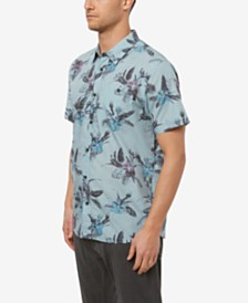O'Neill Men's Fiiore Short Sleeve Shirt