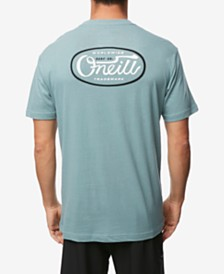 O'Neill Men's Logo Graphic T-Shirt
