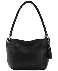 The Sak Flores Leather Small Hobo