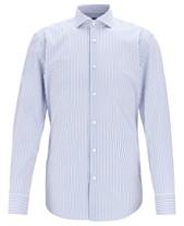 9c023953b Hugo Boss Men's Slim Fit Shirts: Shop Men's Slim Fit Shirts - Macy's
