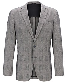 BOSS Men's Halwon Slim-Fit Blazer