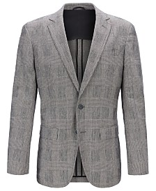BOSS Men's Halwon Slim-Fit Jacket