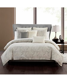 Esme 3Pc. Kg/Ck Duvet Set