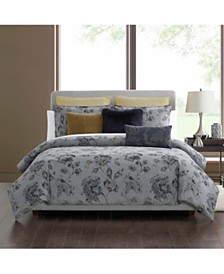Highline Grayson 3Pc. Kg/Ck Comforter Set