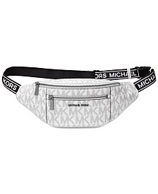 MICHAEL Michael Kors Mott Convertible Logo Belt Bag