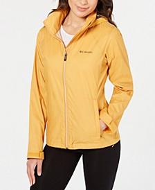 Switchback Waterproof Packable Rain Jacket