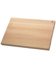 "Zwilling Natural Beechwood 22"" x 16"" Cutting Board"