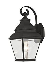 Livex Exeter 1-Light Outdoor Wall Lantern