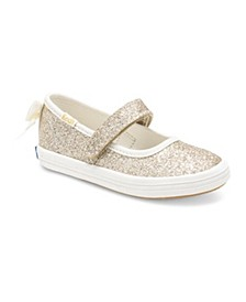 Toddler & Little Girls Keds x Kate Spade Sloane Mary Jane