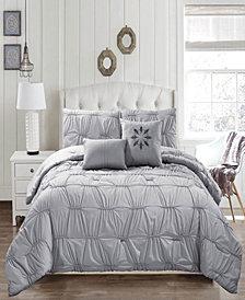 Akita Queen 6-Pc. Comforter Set