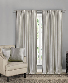 Erinne 4-Piece Curtain and Pillow Cover Set