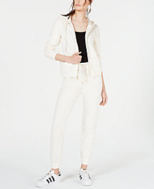 Juicy Couture Juniors' Robertson Rainbow Jacket