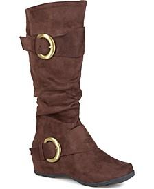 Women's Wide Calf Jester-01 Boot