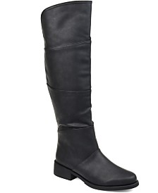 Journee Collection Women's Comfort Wide Calf Vanesa Boot