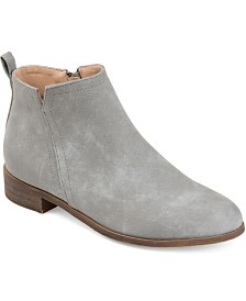 Journee Collection Women's Comfort Petra Bootie