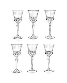 RCR Adagio Crystal Water glass - Set of 6