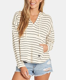 Billabong Juniors' Striped French Terry Hoodie