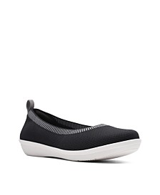 Clarks Cloudsteppers Women's Ayla Paige Flats