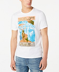 Men's World's Finest Graphic T-Shirt