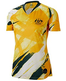 Women's Australia National Team Women's World Cup Home Stadium Jersey