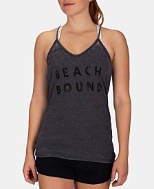 Hurley Juniors' Beach Bound Burnout Tank Top