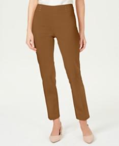 8e8e28705d1 JM Collection Womens Pants - Macy's