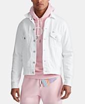 f4dbad37121d Polo Ralph Lauren Men's Denim Cotton Trucker Jacket