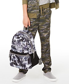 Epic Threads Big Boys Camouflage Tricot Pants, Created for Macy's