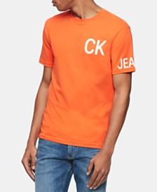 Calvin Klein Jeans Men's Hero Logo Graphic T-Shirt