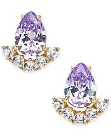 Cubic Zirconia Stud Earrings, Created for Macy's