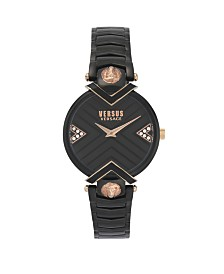 Versus Women's Black Bracelet Watch 16mm
