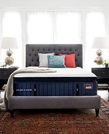 "Stearns & Foster Reserve Hepburn 15"" Luxury Firm Mattress Set - King"