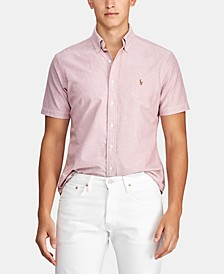 Men's Classic Fit Cotton Oxford Shirt