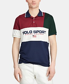 Polo Ralph Lauren Men's Polo Sport Classic Fit Performance Polo Shirt