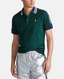 Polo Ralph Lauren Men's Classic Fit Stretch Mesh Polo